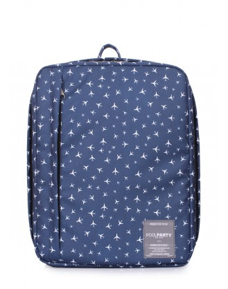 Рюкзак для ручной клади AIRPORT - Wizz Air/МАУ/SkyUp
