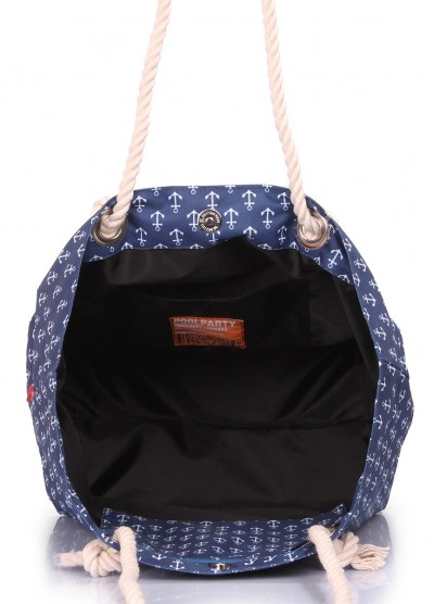 Летняя сумка Anchor с якорями