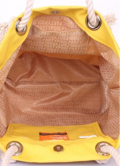 Летняя сумка с якорем POOLPARTY