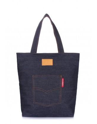Джинсовая сумка POOLPARTY Arizona
