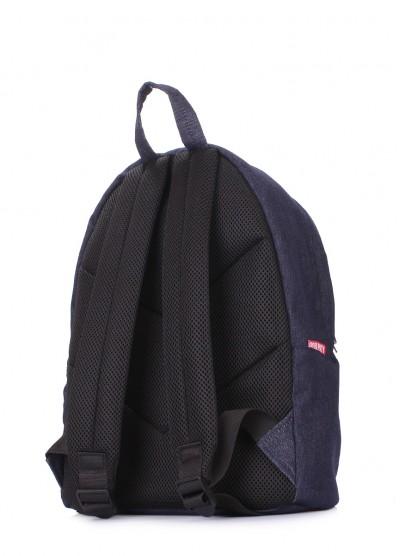 Рюкзак джинсовый POOLPARTY
