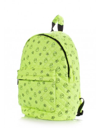 Рюкзак стеганый с уточками POOLPARTY