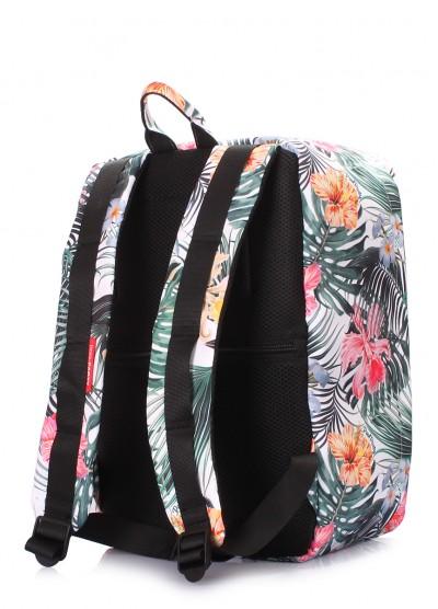 Рюкзак с тропическим принтом для ручной клади HUB - Ryanair/Wizz Air/МАУ