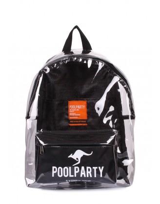 Прозрачный рюкзак Plastic