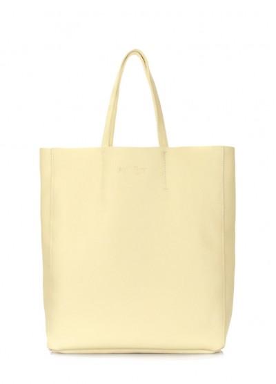 Кожаная сумка City Lemonade