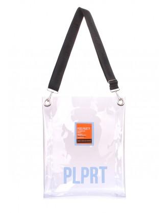 Прозрачная сумка Clear с ремнем на плечо
