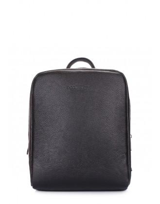 Кожаный женский рюкзак POOLPARTY Cult