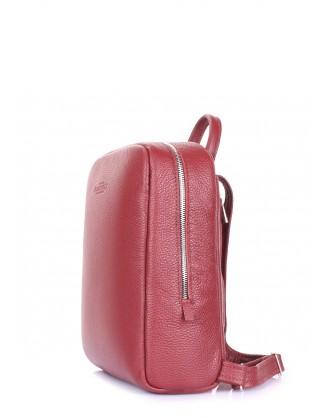 Рюкзак женский кожаный POOLPARTY Cult