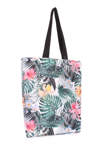 Летняя сумка Daily с тропическим принтом