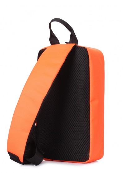 Оранжевый рюкзак-слингпек Jet