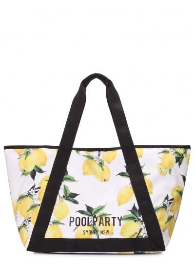 Летняя сумка Laguna с лимонами