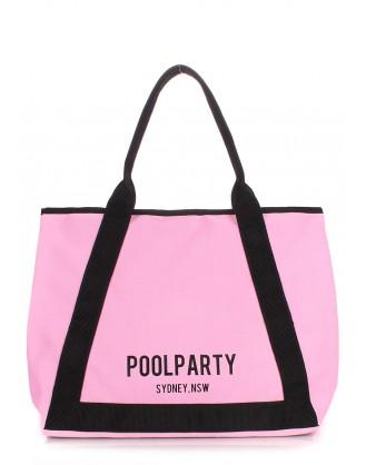 Розовая летняя сумка Laguna