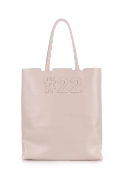 Кожаная сумка POOLPARTY #22