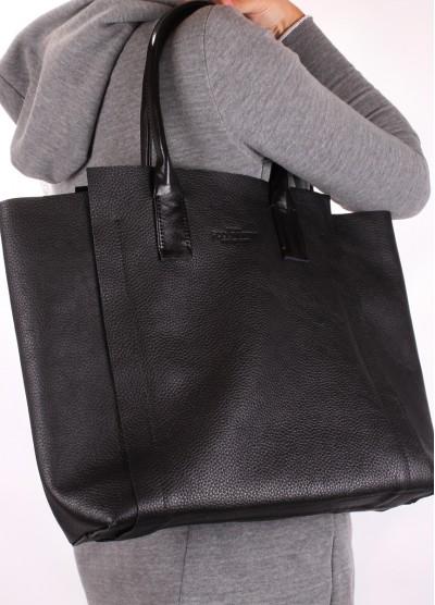 Кожаная сумка POOLPARTY Legend