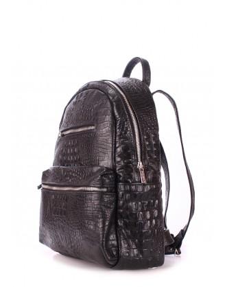 Рюкзак женский кожаный POOLPARTY Mini
