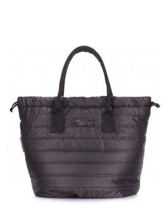 Стеганая сумка на шнурке POOLPARTY Muffin
