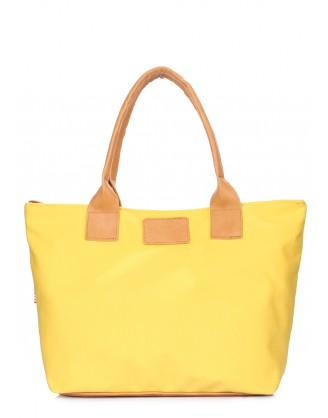 Желтая сумка Navy