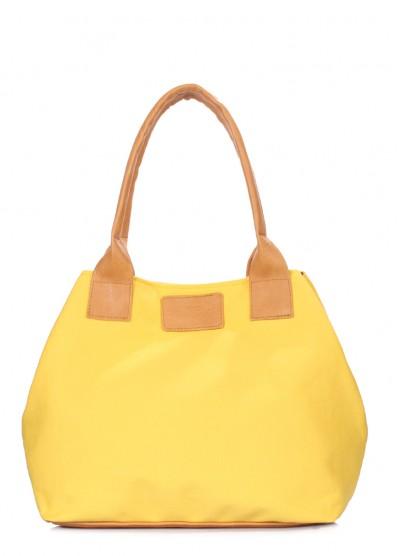 Желтая сумка POOLPARTY Navy