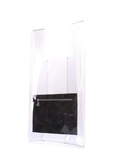 Прозрачная сумка-тоут Oxygen