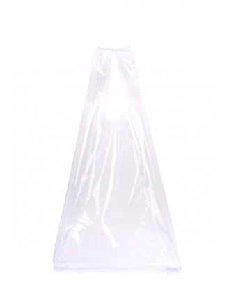 Прозрачная сумка-тоут POOLPARTY