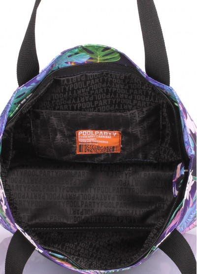 Женская сумка Select с тропическим принтом