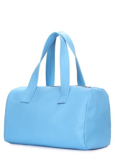 Кожаная сумка POOLPARTY Sidewalk
