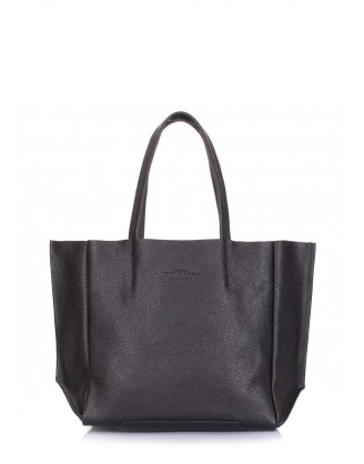 Кожаная сумка POOLPARTY Soho Mini