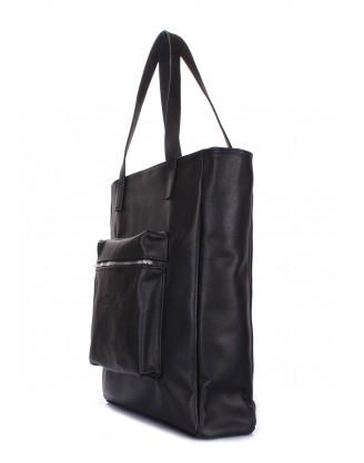 Кожаная сумка POOLPARTY Spirit
