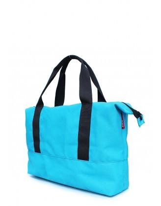 Голубая повседневная сумка Universal