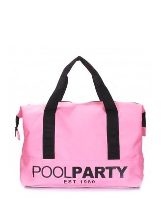 Розовая повседневная сумка Universal