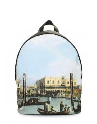 Рюкзак Voyage с венецианским принтом