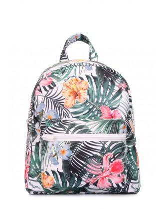 Рюкзачок XS с тропическим принтом